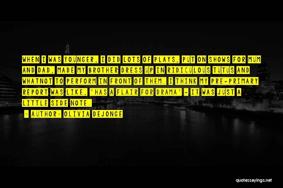 Olivia DeJonge Quotes 1833232