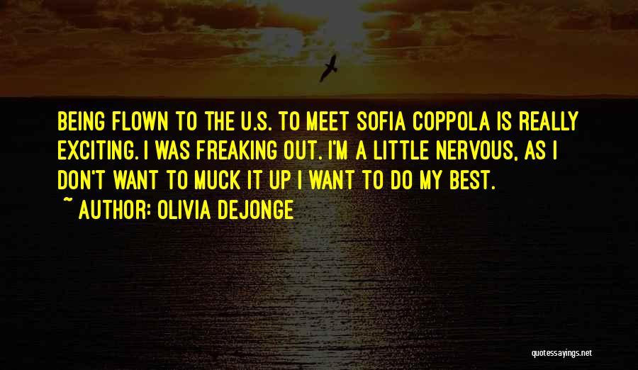 Olivia DeJonge Quotes 748652