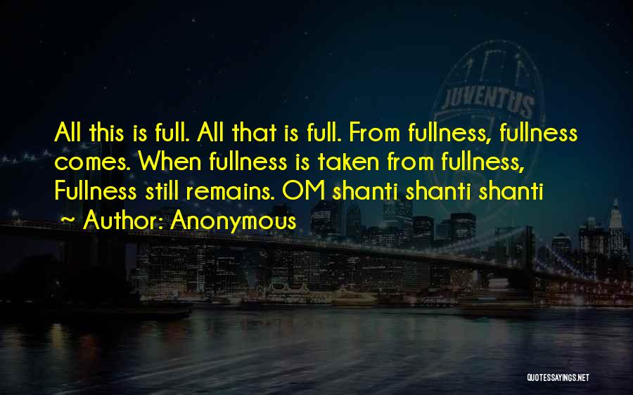 Om Shanti Om Best Quotes By Anonymous