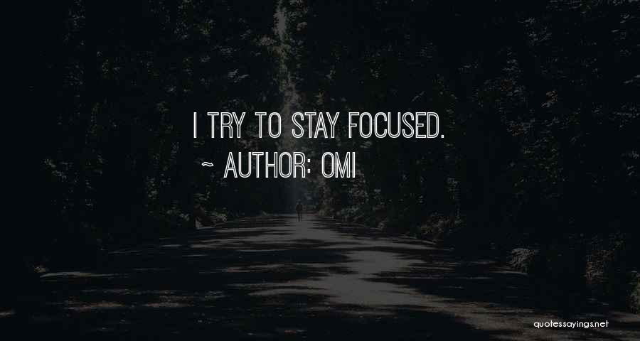 OMI Quotes 980142
