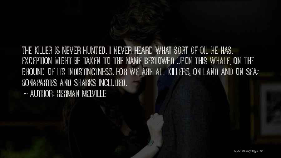 On The Sea Quotes By Herman Melville