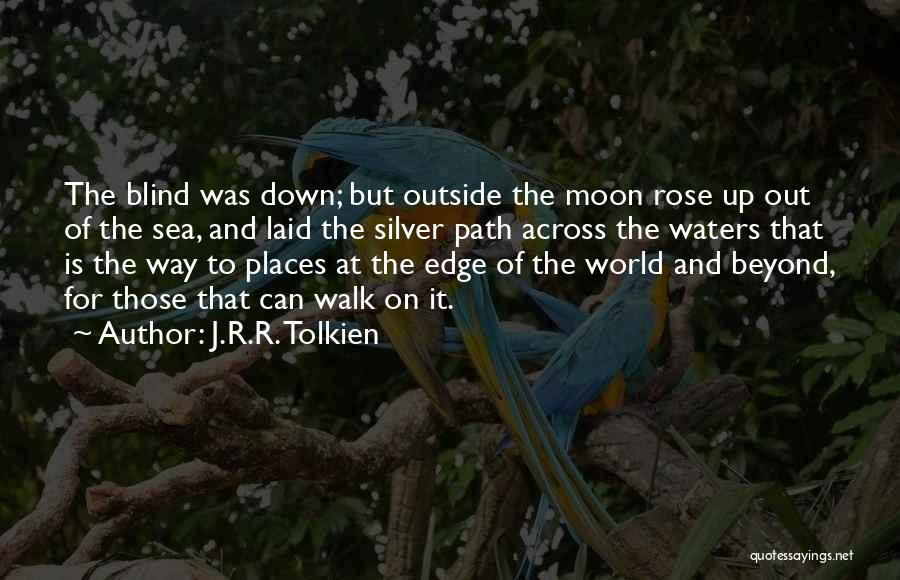 On The Sea Quotes By J.R.R. Tolkien
