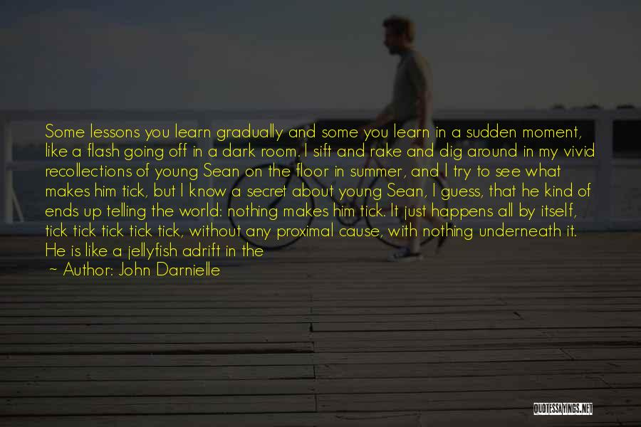 On The Sea Quotes By John Darnielle