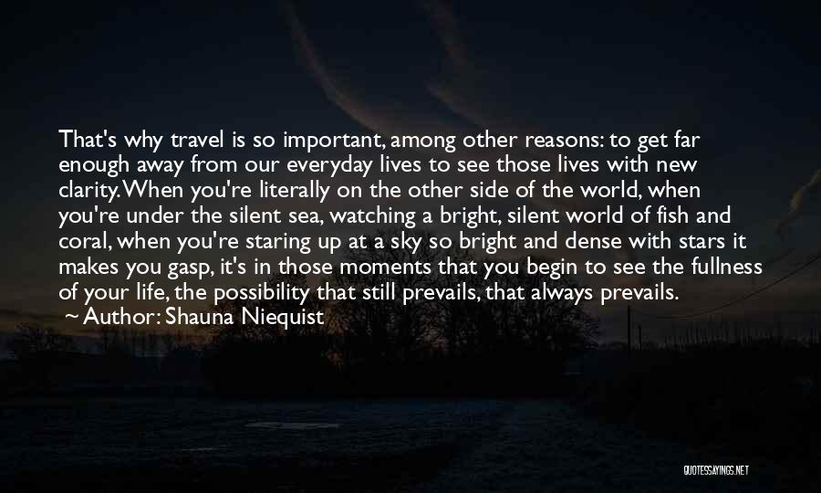 On The Sea Quotes By Shauna Niequist