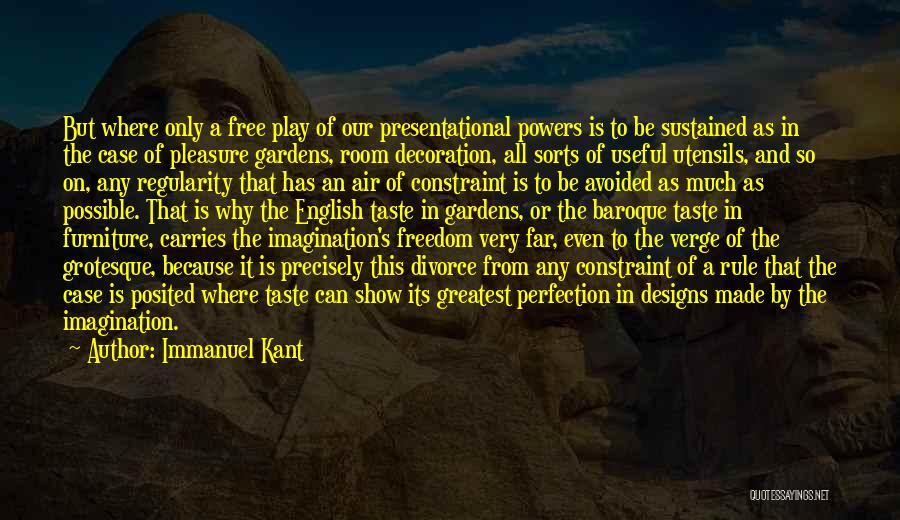 On The Verge Play Quotes By Immanuel Kant