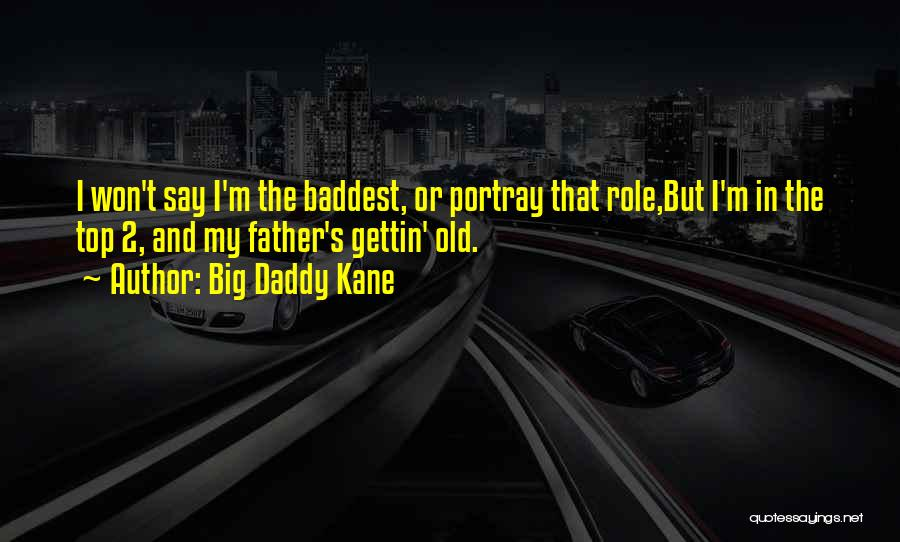 On Top Rap Quotes By Big Daddy Kane