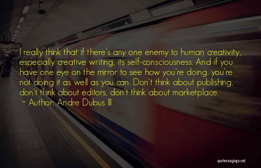 On Writing Well Quotes By Andre Dubus III