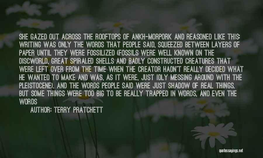 On Writing Well Quotes By Terry Pratchett