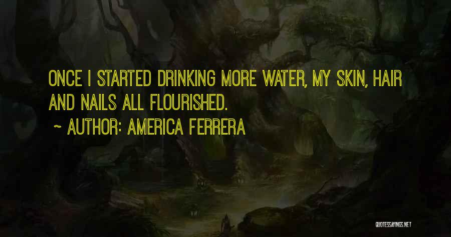 Once Upon In America Quotes By America Ferrera