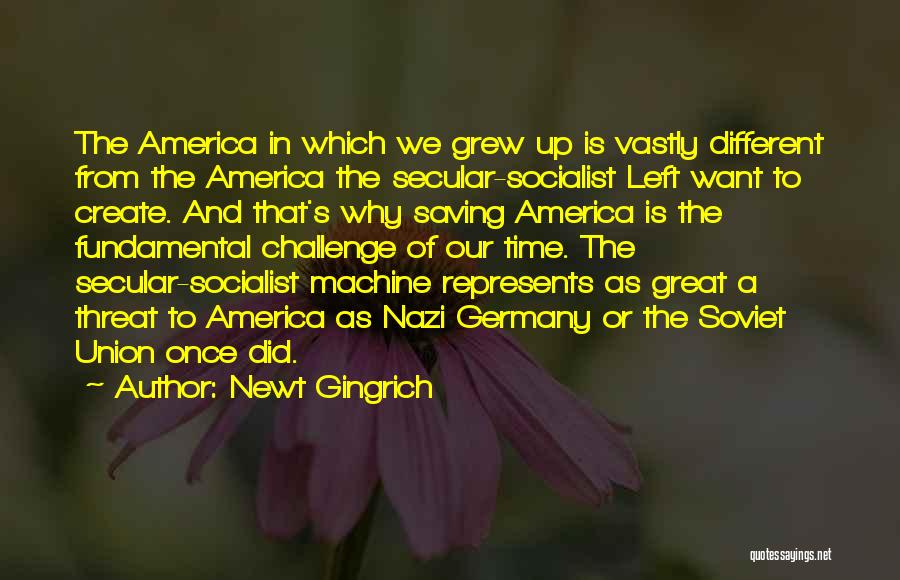 Once Upon In America Quotes By Newt Gingrich