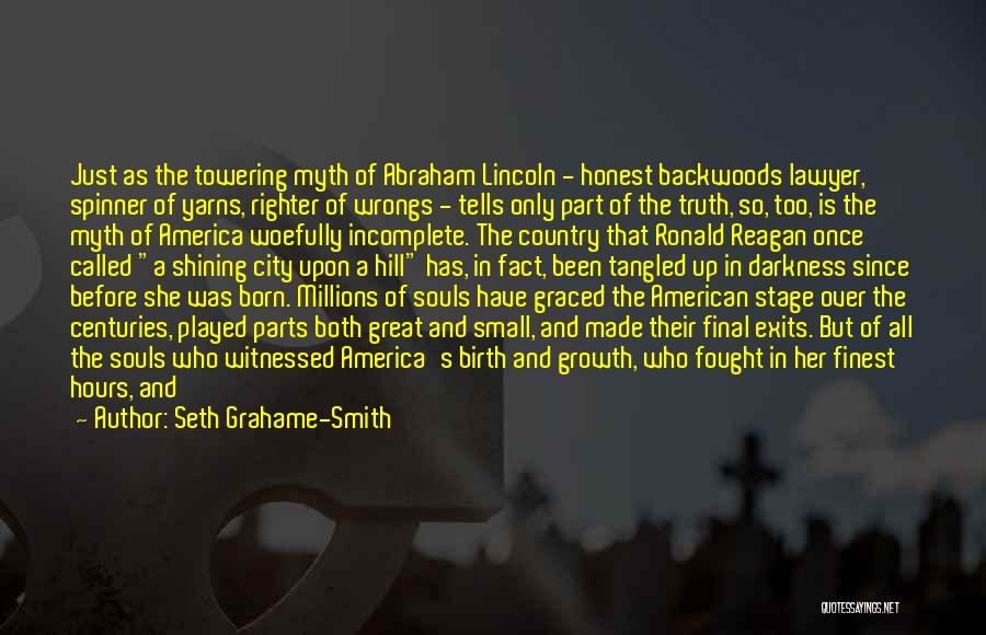 Once Upon In America Quotes By Seth Grahame-Smith