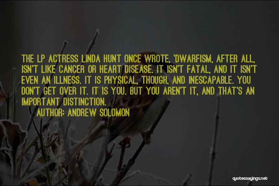 Once Wrote Quotes By Andrew Solomon