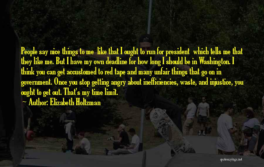Once You Go Red Quotes By Elizabeth Holtzman