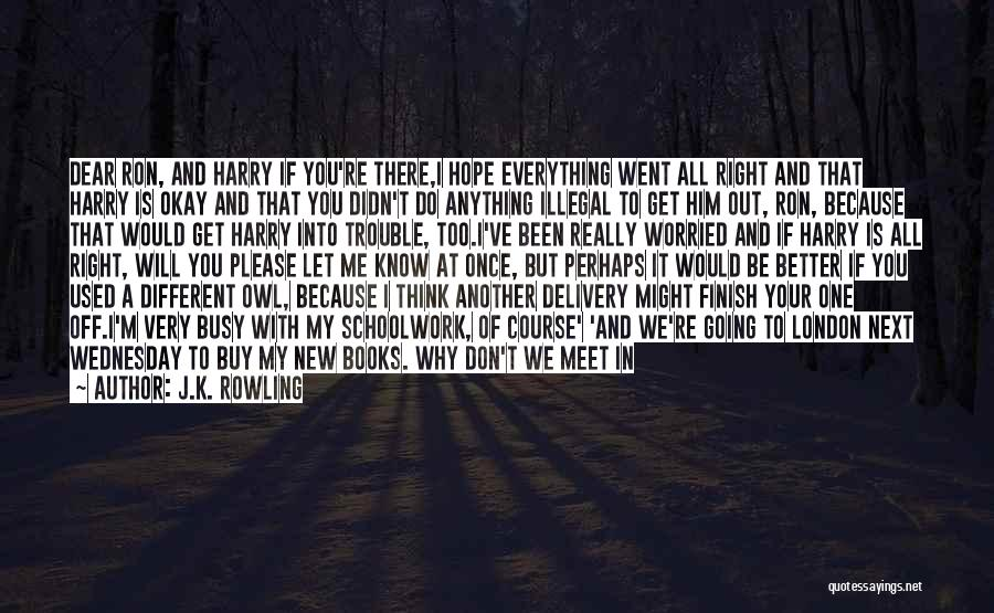 Once You're In Love Quotes By J.K. Rowling