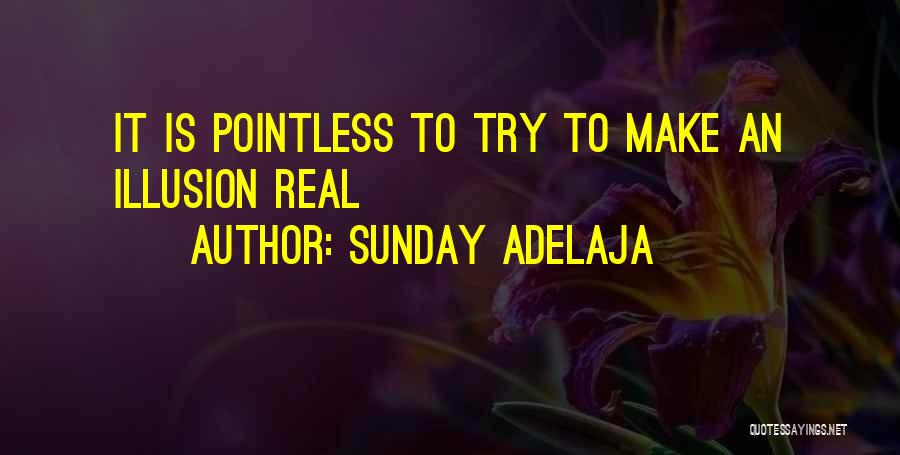 One Can Only Try So Much Quotes By Sunday Adelaja