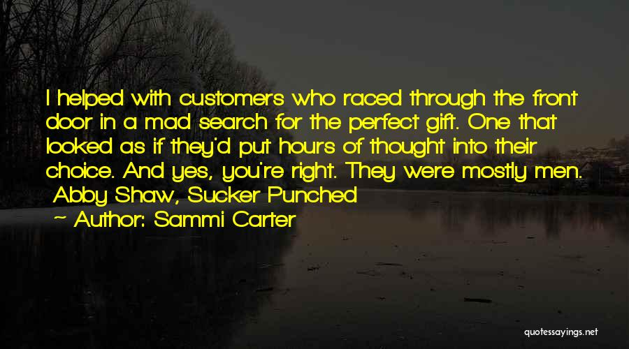 One D Funny Quotes By Sammi Carter