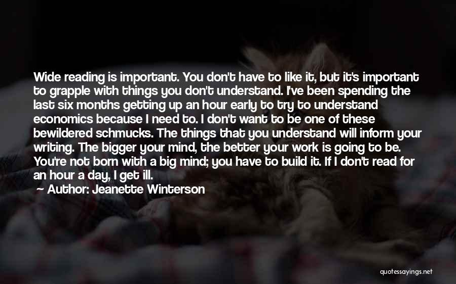 One Day Things Will Get Better Quotes By Jeanette Winterson