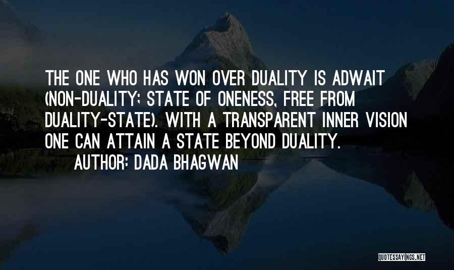 One Goal One Vision Quotes By Dada Bhagwan