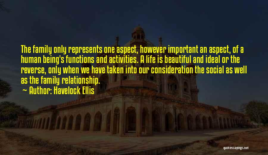 One Human Family Quotes By Havelock Ellis
