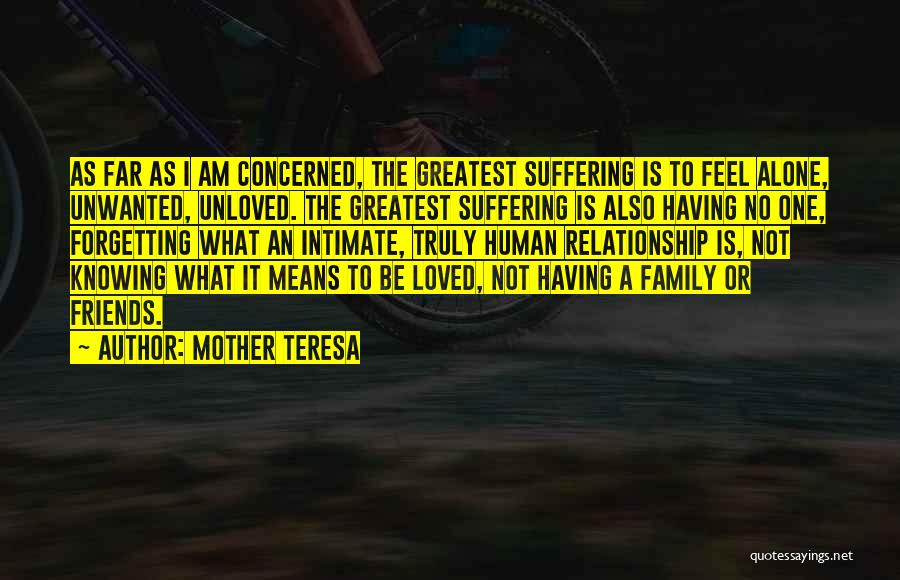 One Human Family Quotes By Mother Teresa