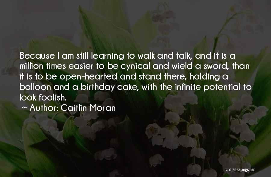 One In A Million Birthday Quotes By Caitlin Moran