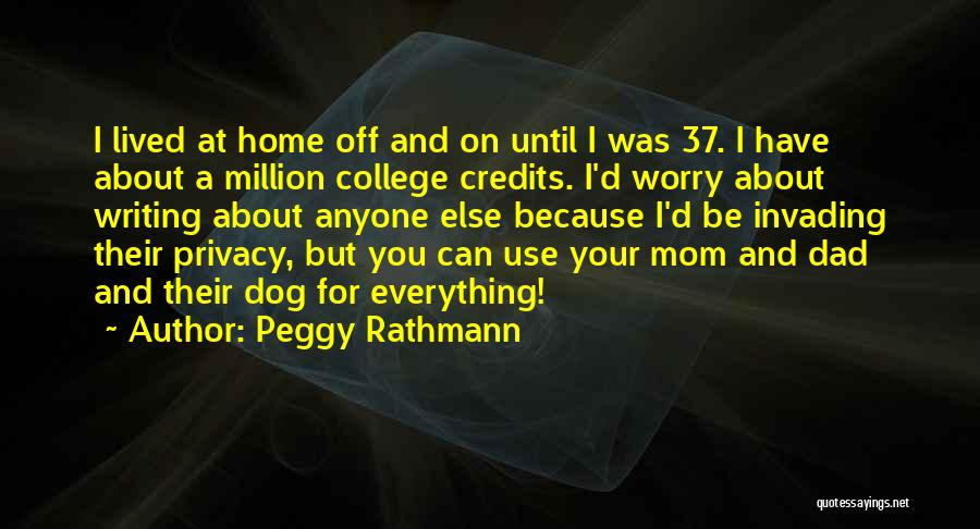 One In A Million Dad Quotes By Peggy Rathmann