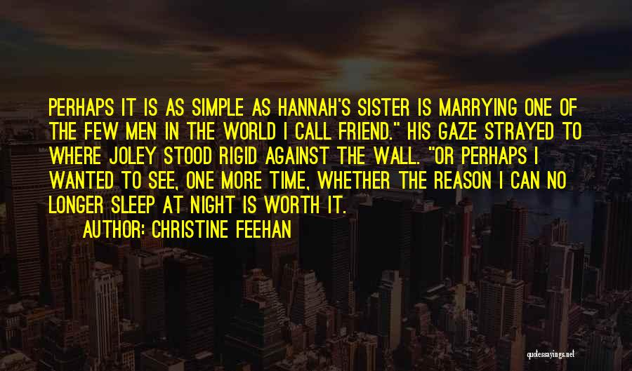 One More Night Quotes By Christine Feehan