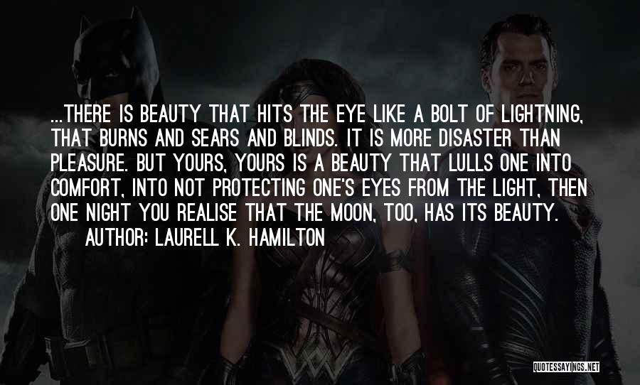 One More Night Quotes By Laurell K. Hamilton