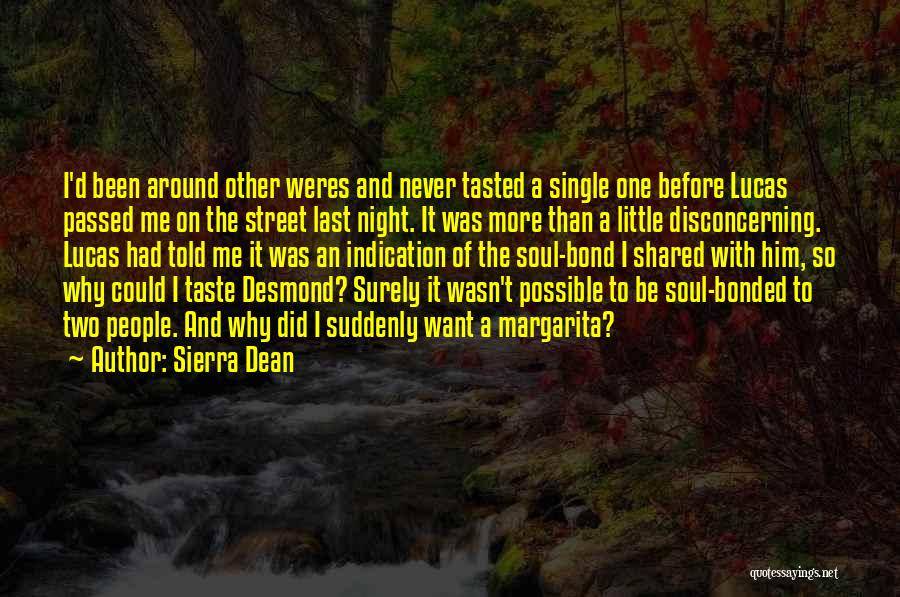 One More Night Quotes By Sierra Dean