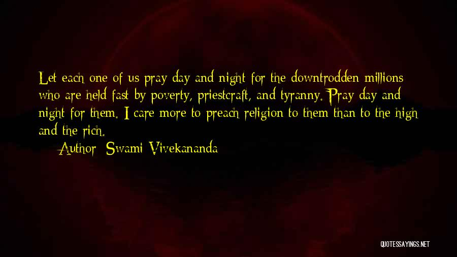 One More Night Quotes By Swami Vivekananda