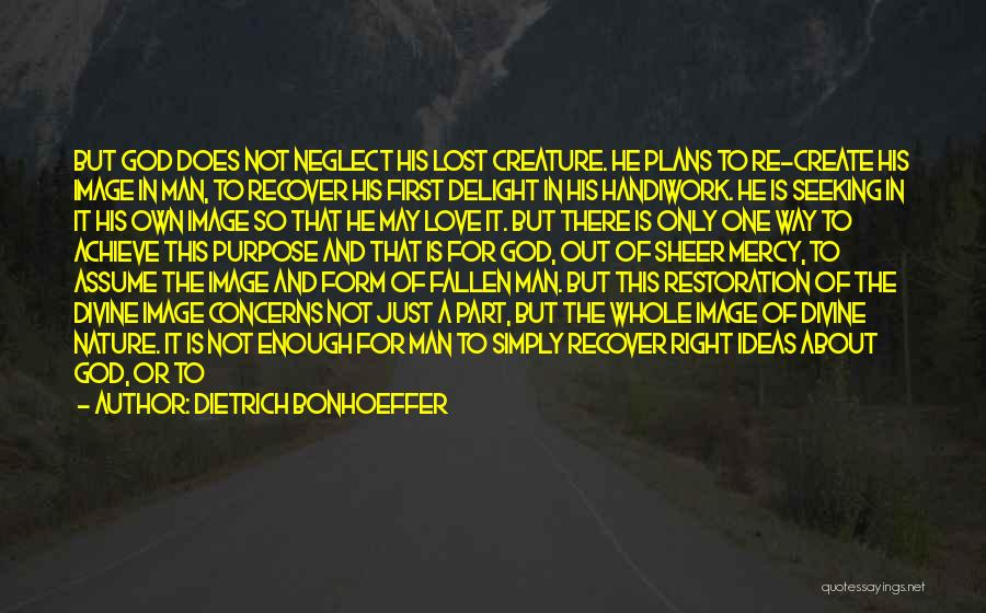 One Must Fall Quotes By Dietrich Bonhoeffer