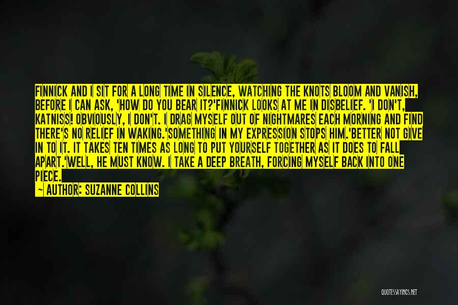 One Must Fall Quotes By Suzanne Collins