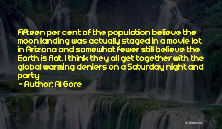 One Night The Moon Movie Quotes By Al Gore
