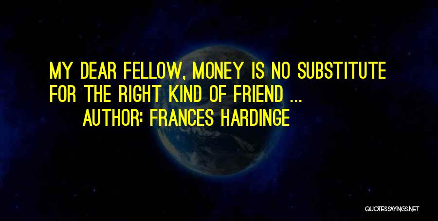 One Of A Kind Best Friend Quotes By Frances Hardinge