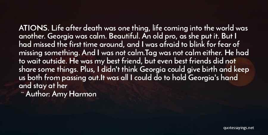 One Of The Best Things In Life Quotes By Amy Harmon