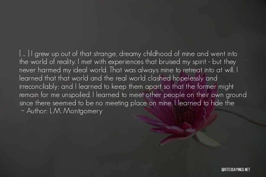 One Of The Best Things In Life Quotes By L.M. Montgomery
