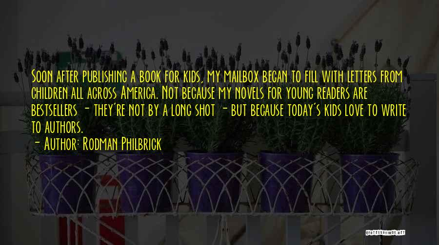 One Shot Book Quotes By Rodman Philbrick