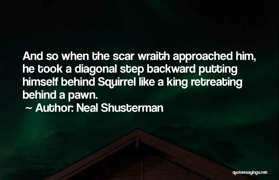 One Step Backward Quotes By Neal Shusterman