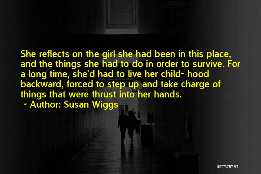 One Step Backward Quotes By Susan Wiggs