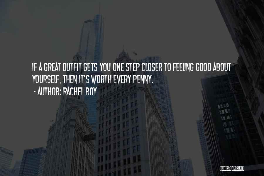 One Step Closer Quotes By Rachel Roy