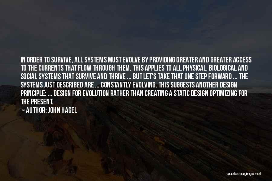 One Step Forward Quotes By John Hagel