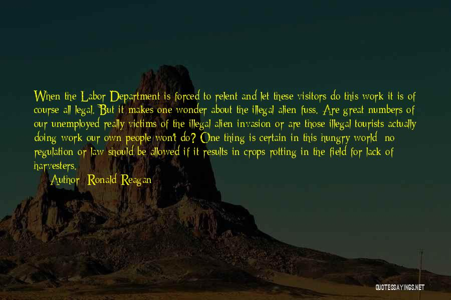 One Thing Is Certain Quotes By Ronald Reagan