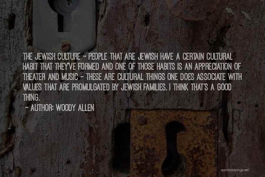 One Thing Is Certain Quotes By Woody Allen
