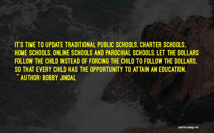 Online Education Quotes By Bobby Jindal