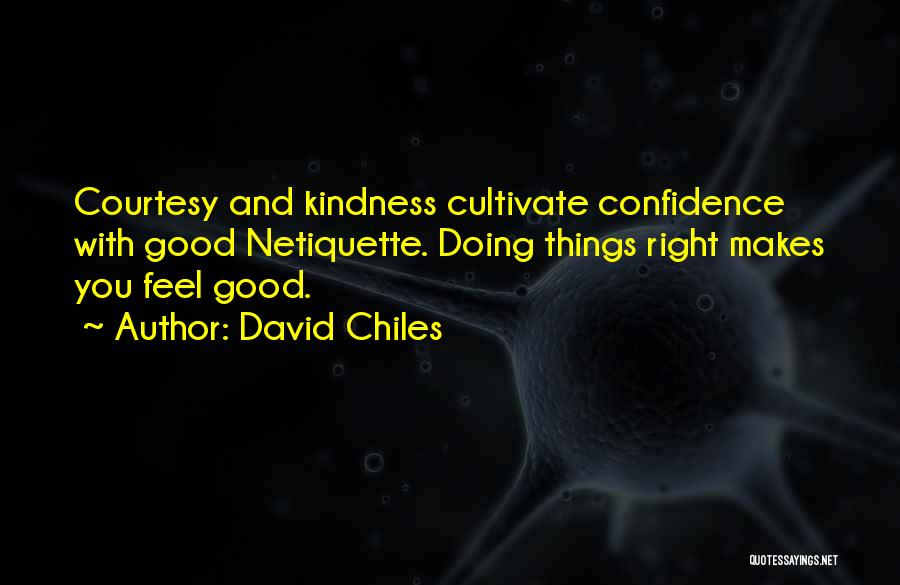 Online Education Quotes By David Chiles