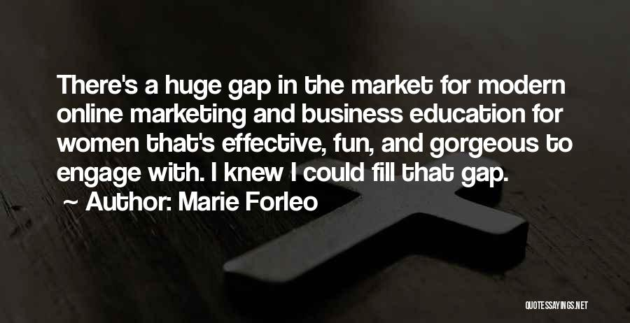 Online Education Quotes By Marie Forleo