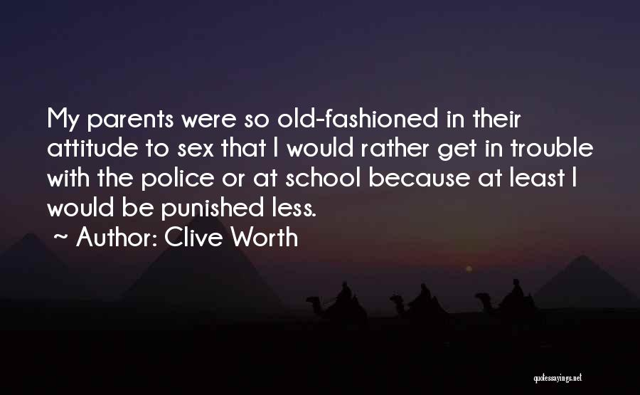 Online School Quotes By Clive Worth
