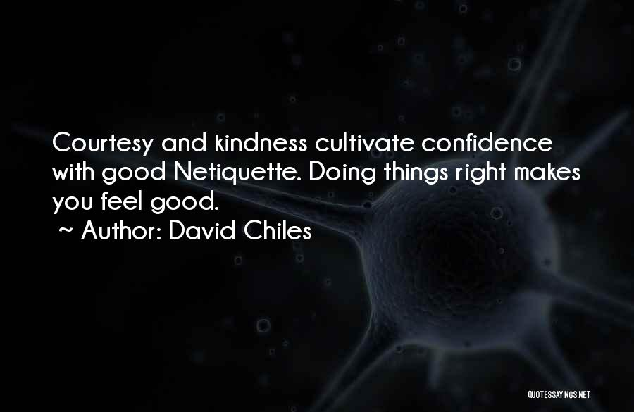 Online School Quotes By David Chiles