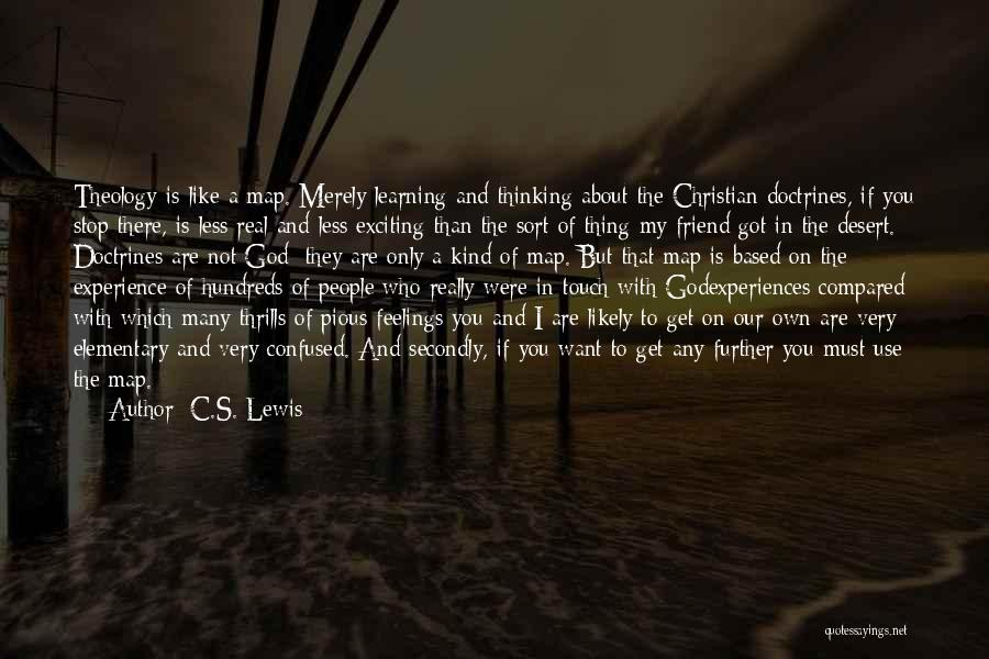 Only A Real Friend Quotes By C.S. Lewis