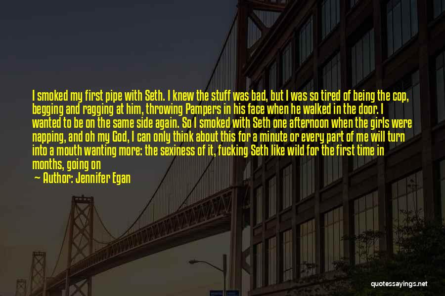 Only Seeing One Side Quotes By Jennifer Egan